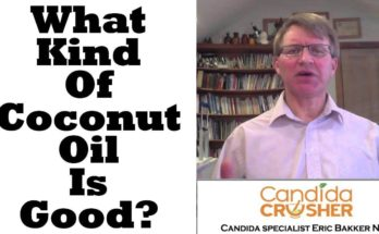 Coconut Oil For Candida