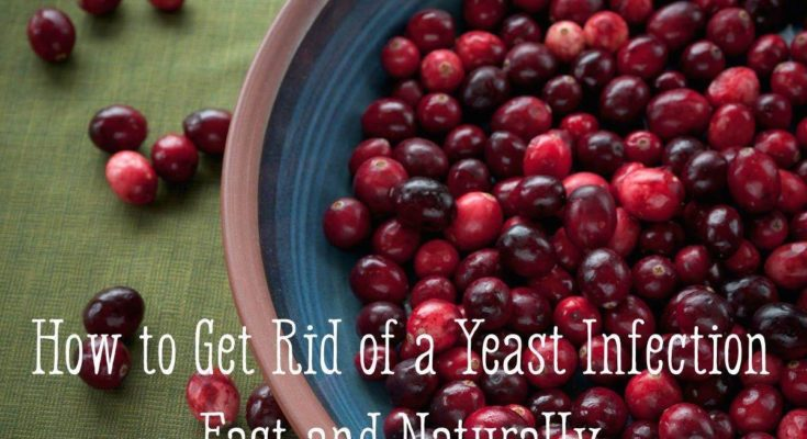 How To Reduce A Yeast Infection Fast And Naturally