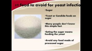 3 Foods To Avoid For Yeast Infection Cure - Youtube