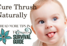 Two Easy Ways To Treat Thrush