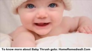 Infant Thrush And Fungal And Candida Infections