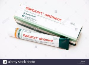 Antifungal Cream Stock Photos