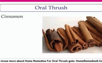 Home Remedies For Oral Thrush - Best Home Cures For Oral Thrush