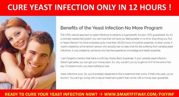 Steps To Make A Yeast Infection Disappear Completely Faster - Youtube